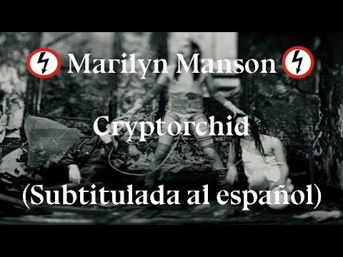 Marilyn Manson - Cryptorchid (Subtitulada al español)
