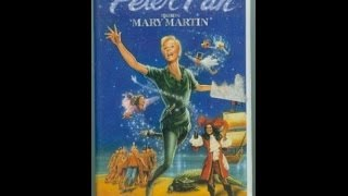 Opening To Peter Pan 1990 VHS