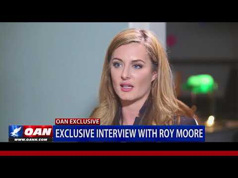 One America Exclusive Interview With Ala. Senate Candidate Roy Moore: Part One
