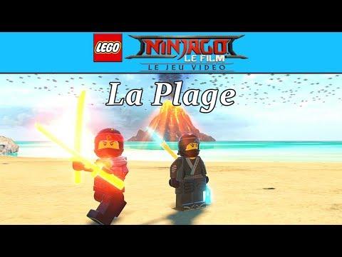 LEGO NINJAGO LE FILM - La Plage [Mode Libre]