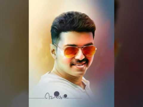 digital painting photoshop tamil