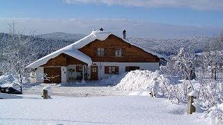 ☀ Nationalpark Bayerischer Wald - Национальный парк Баварский лес - чудо природы.
