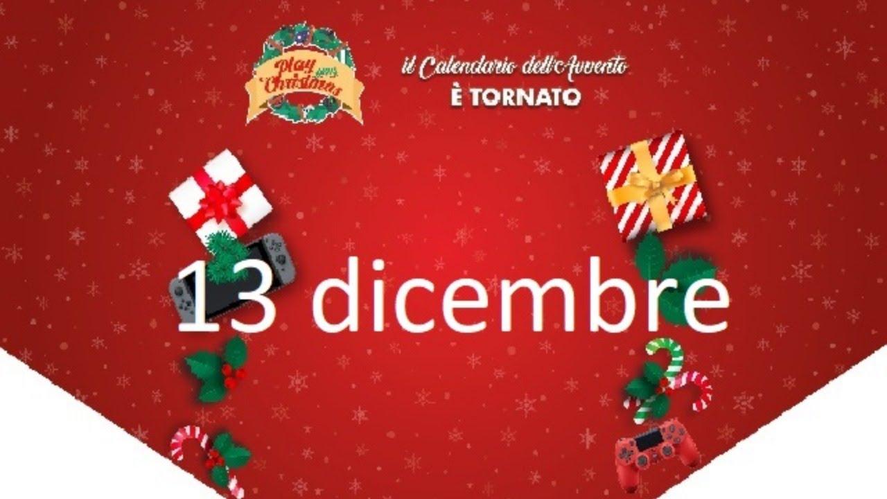 Calendario Dellavvento Gamestop.Gamestop Calendario Dell Avvento Offerte Del 13 Dicembre
