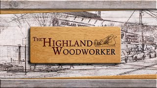 Promo: The Highland Woodworker Episode 17
