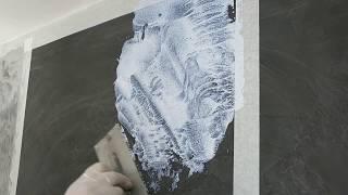 Pintura decorativa con efecto Purpurina - Arcocem Metal