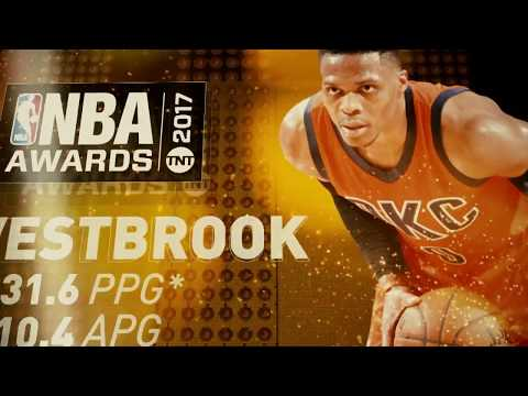 2017 NBA Awards: MVP Nominee: Russell Westbrook
