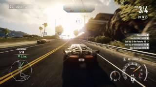 Need For Speed Rivals - Laborghini Veneno Gameplay