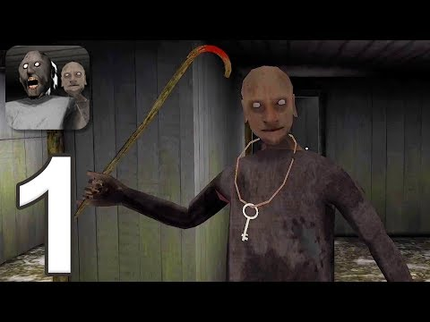 Granny: Chapter Two - Gameplay Walkthrough Part 1 - Boat Escape (iOS, Android)