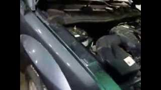 Salvaged car title