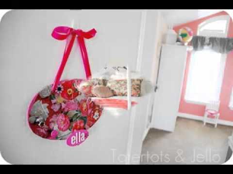 DIY Bedroom craft project ideas
