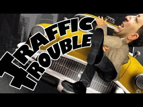 traffic troubles More cars mean more traffic lights but who is controlling those lights this funny traffic game will put this trusty jobs into your hands control the traffic anyway.