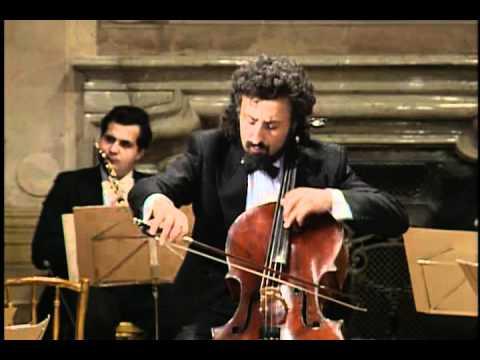 Haydn cello concerto in D - Mischa Maisky