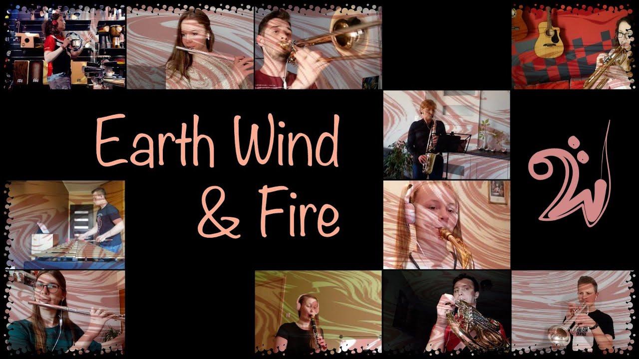 In The Stone (Earth Wind & Fire) - Wrzesińska Orkiestra Dęta