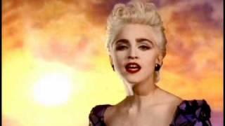 Madonna True Blue (Remix Edit)
