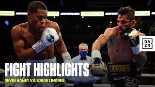 HIGHLIGHTS | Devin Haney vs. Jorge Linares