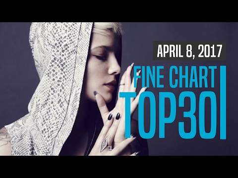 Top 30 Songs Chart   April 15, 2017   洋楽 ヒット チャート 最新