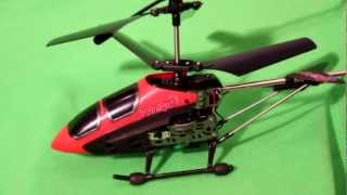 Review: Wi-Spi Helicopter, RC Helicopter Takes Video and Photos.  Control with iOS or Android Device