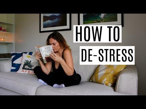 MENTAL HEALTH ROUTINE | DE-STRESS, RELAX, UNWIND