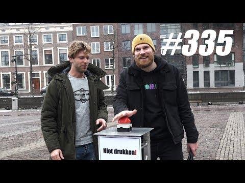 #335: Niet Drukken! [OPDRACHT]