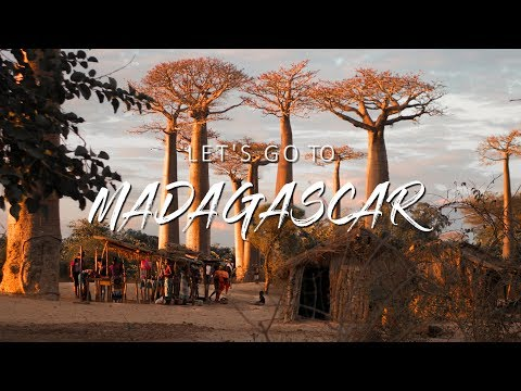 MADAGASCAR IN HD // TRAVEL VIDEO // PANASONIC G7 + MAVIC PRO
