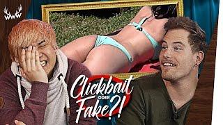 Nackte Frauen ablecken! | CLICKBAIT oder FAKE?! (mit Joon Kim)