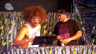 Redfoo(LMFAO) - Dance Motherfucker @ Tomorrowland 2013