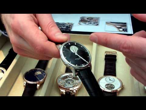 Arnold & Son. Baselworld 2013