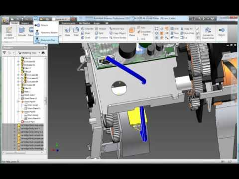 Autodesk Plant Design Suite 2014 Equipment and Skid design - Routed Systems  design