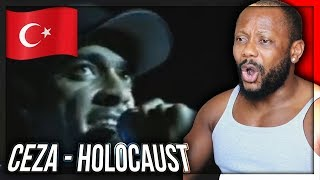 CEZA - HOLOCAUST - TURKISH RAP MUSIC REACTION!!! Video