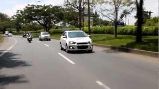 test drive chevrolet sonic