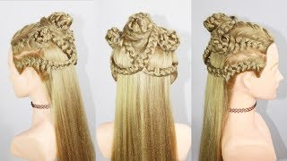 Baby hair style   Easy Hairstyles   Cute Girl Hairstyles   New hairstyle
