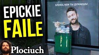 Epickie FAILe w Reklamie + Komentarz by Ator - TOP 20 - Plociuch