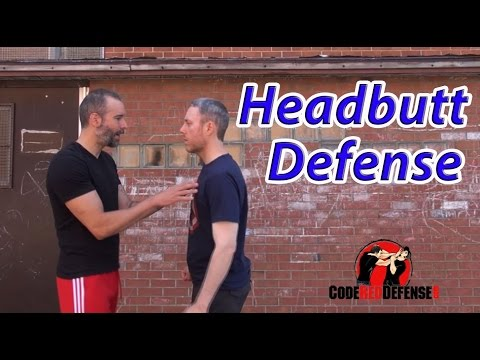 Defense against a Headbutt