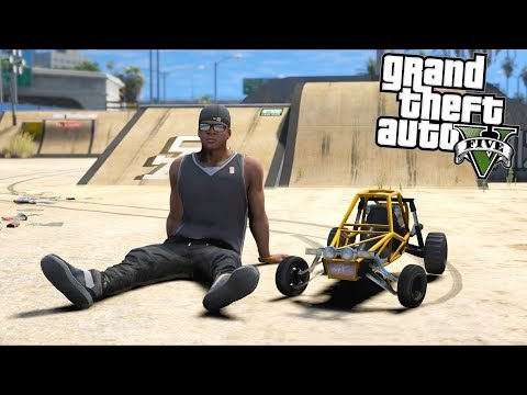 GTA 5 Mods - This RC Car is AWESOME!! (Evade Gameplay) |