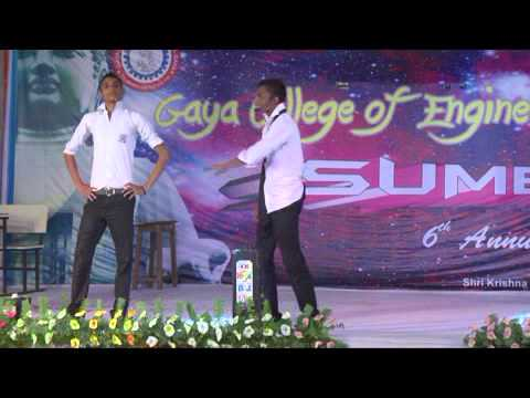 Comedy drama Nautankisala 1 COLLEGE LIFE(Gaya college of engineering) by 2k14