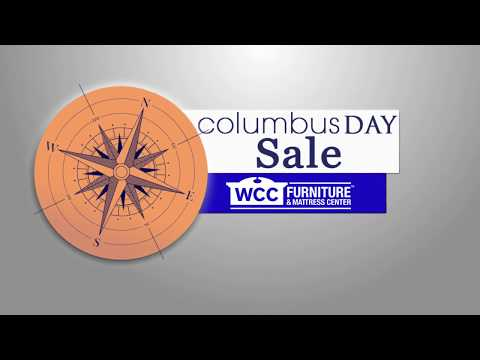 Wcc Furniture Columbus Day A Yt