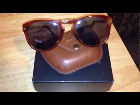 d8eee1940d Persol 714 SM Steve McQueen Limited Edition - YouTube