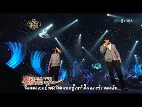 Live Kim Jong Kook 김종국   Come Back To Me Again ft Gary LeeSSang Live