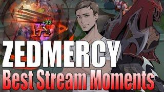 Redmercy Best Stream Moments #28 - ZEDMERCY ADVENTURES
