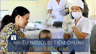 Lo lắng dịch bạch hầu, nhiều người đi tiêm chủng | VTC1