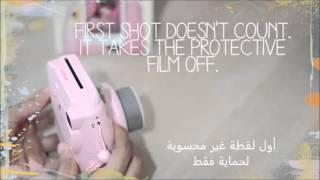 كاميرا فوجي فيلم الفورية fujifilm instax mini 8
