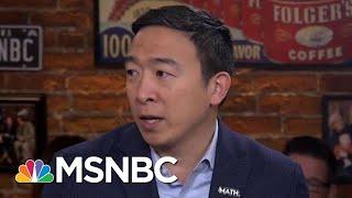 Andrew Yang: 'I Am Better At The Internet' Than Donald Trump | Morning Joe | MSNBC