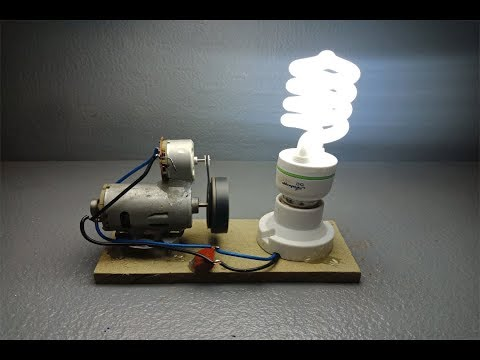 Awesome Free Energy _ Free Energy Generator Homemade _New Science