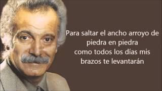 Georges Brassens -Comme hier- (Como ayer) Subtitulada al castellano.