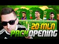 🔥KARTY 100+ OVERALL TRAFIONE | 20 MLN PACK OPENING!🔥