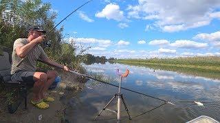 Як вдало порибалити фідером на незнайомому місці