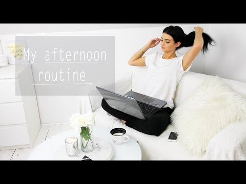 Thumbnail: My afternoon routine | k.els.e.y
