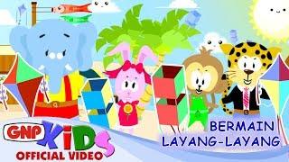 Lagu Anak - Bermain Layang Layang (versi animasi) - Anthony S & Fajar