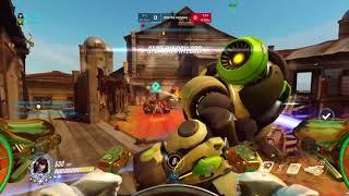 Overwatch:Deva game play