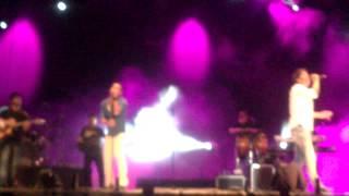 concierto andy y lucas. pinto 2013